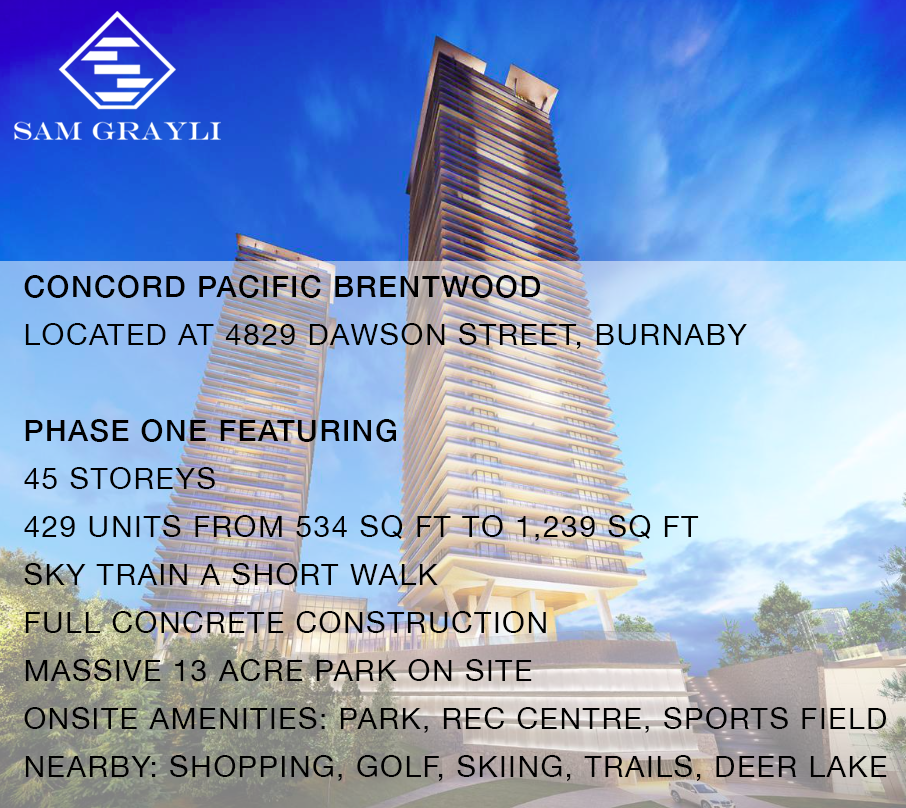 Concord Pacific Brentwood
