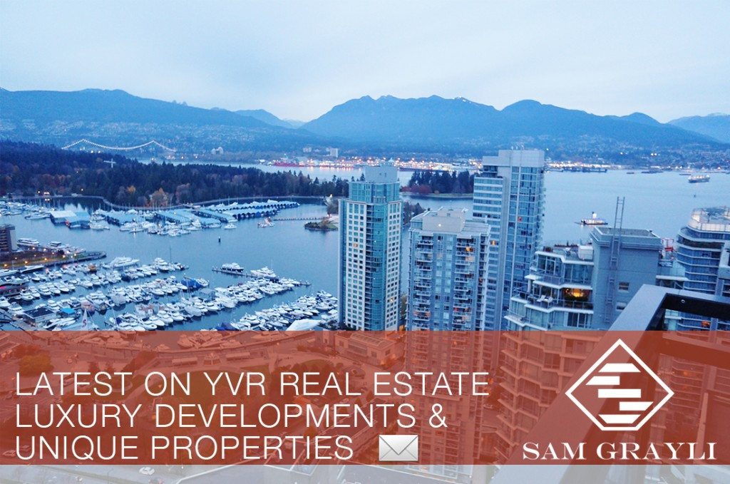 Vancouver Real estate Newsletter